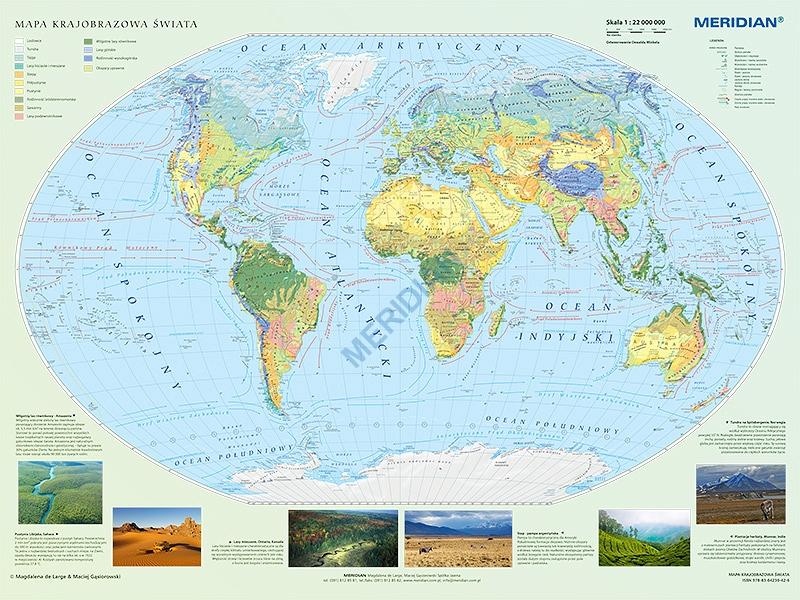 Mapa Gospodarcza Swiata Rolnictwo I Uzytkowanie Gleby